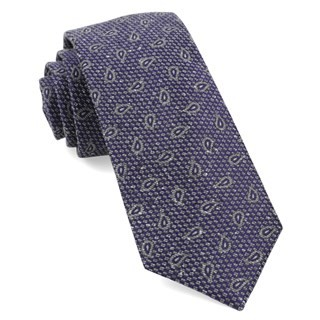 Pine Lake Paisley Purple Tie