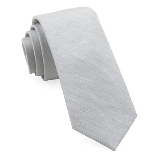 Bhldn Linen Row Mist Tie