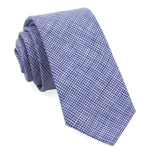 Summertide Tooth Navy Tie