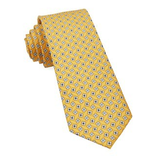 Spinner Yellow Tie