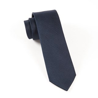 Grenafaux Midnight Navy Tie