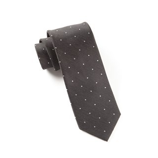 Bulletin Dot Black Tie
