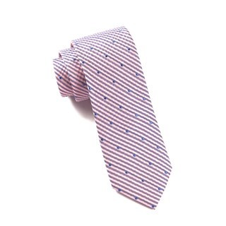 French Kiss Baby Pink Tie