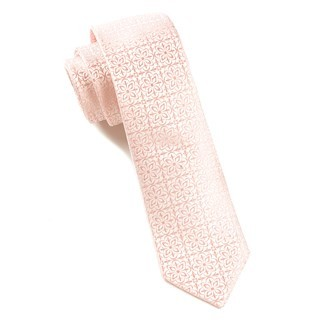 Opulent Light Pink Tie