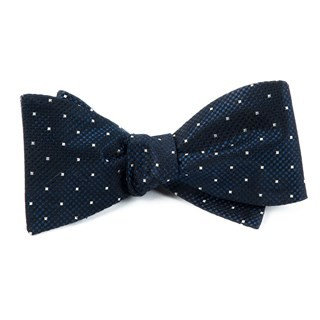 Showtime Geo Midnight Navy Bow Tie
