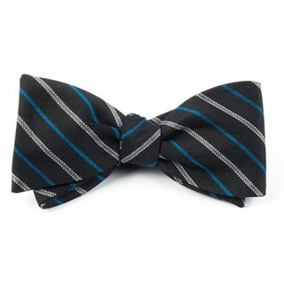 The Antoinette Perry Black Bow Tie