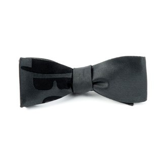 The Bryan Cranston Charcoal Bow Tie