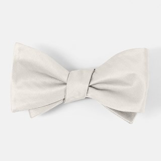Mumu Weddings - Desert Solid Wedding Cake Bow Tie