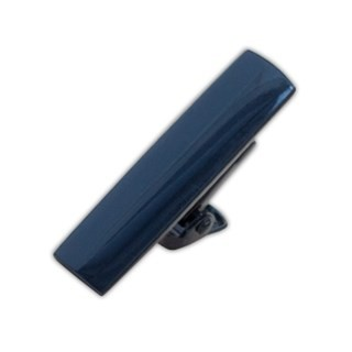Metallic Color Navy Tie Bar