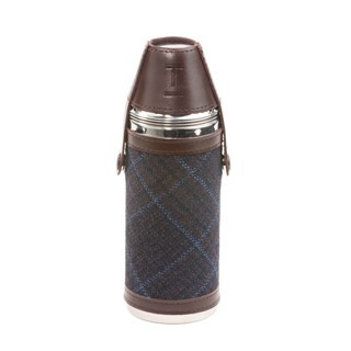 Navy Portable Flask