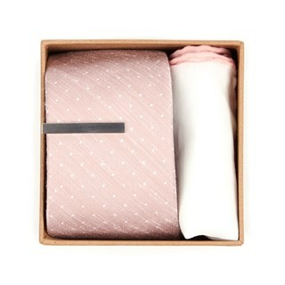 Bhldn Blush Dot Gift Set