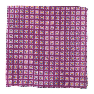 Medallion Breeze Azalea Pocket Square