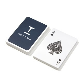 Navy Playing Cards