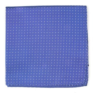 Mini Dots Periwinkle Pocket Square