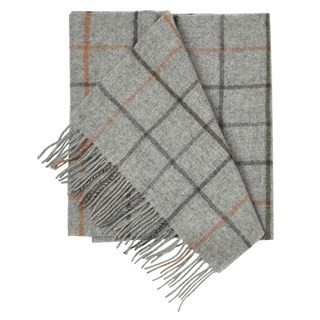West Town Pane Army Green Scarf