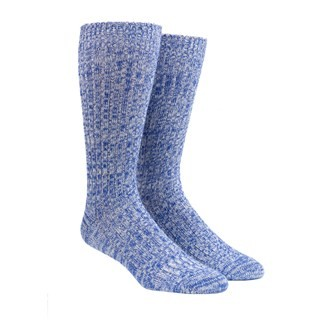 Camp Cobalt Dress Socks