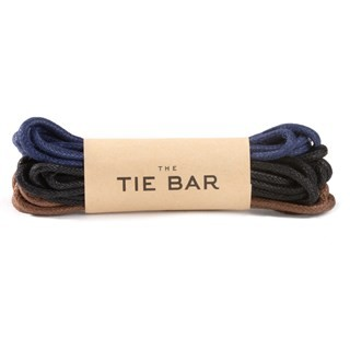 Classic Color Pack Navy Shoelace