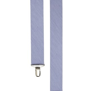 Linen Row Sky Blue Suspender