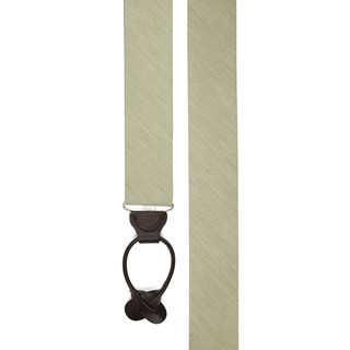 Linen Row Sage Green Suspender
