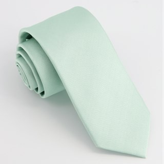 Grosgrain Solid Dusty Sage Tie