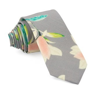 Mumu - Lily Showers Soft Steel Tie