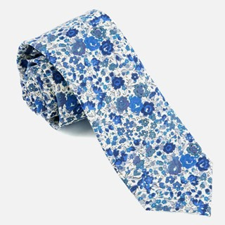 Liberty Emma And Georgina Navy Tie