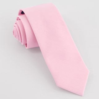 Sundown Solid Pink Tie