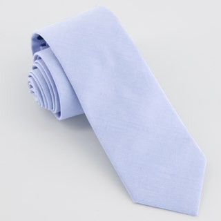 Sundown Solid Light Blue Tie