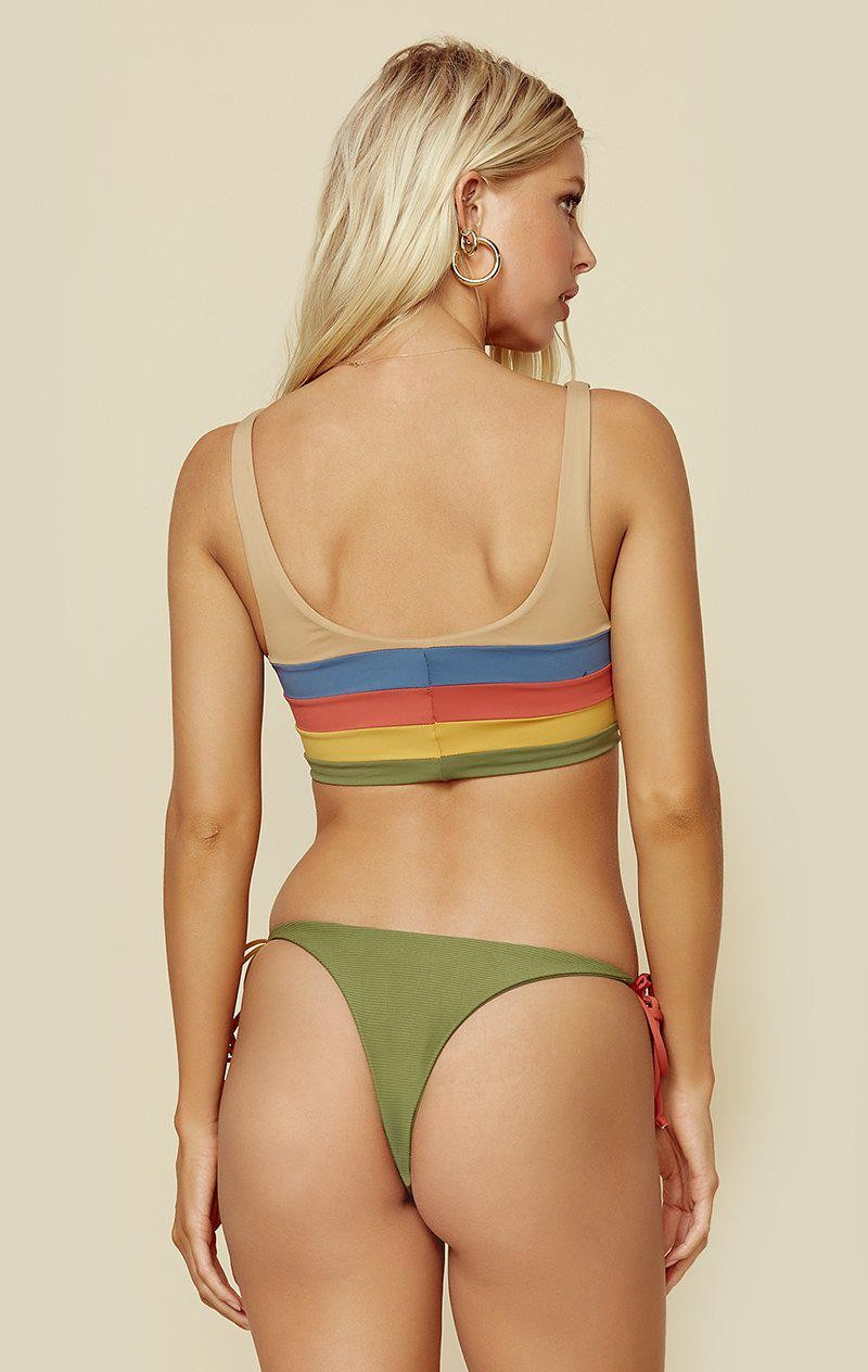 COLORBLOCK RASTA