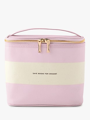 save room for dessert lunch tote