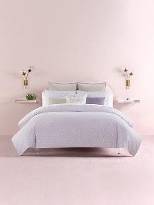Comforter Sets Kate Spade New York, Designer Bedding Sets Grey
