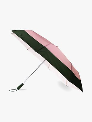 colorblock travel umbrella