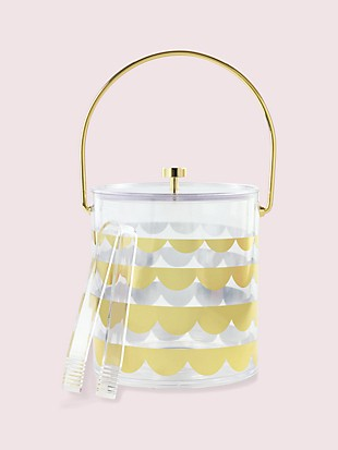scallop ice bucket