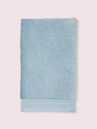 scallop pleat hand towel