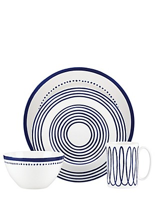 charlotte street four-piece place setting