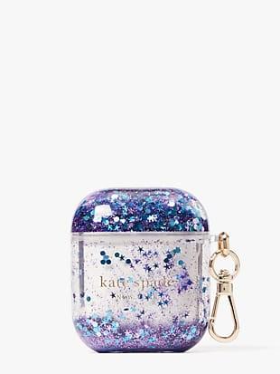 glitter airpods case