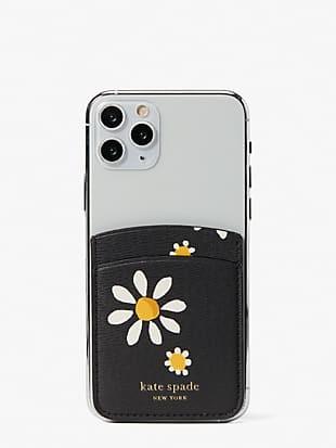 spencer daisy dots double sticker pocket