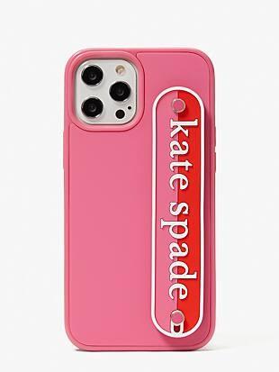 logo strap iphone 12 pro max case