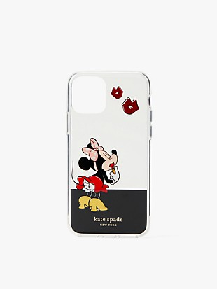 kate spade new york x minnie mouse iphone 11 pro case