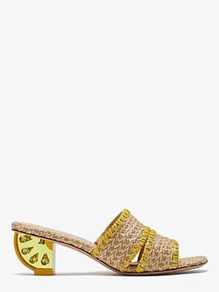 citrus slide sandals
