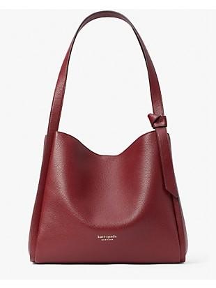 knott large shoulder bag