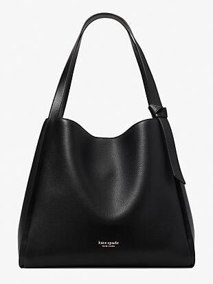 knott extra-large shoulder bag