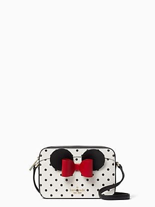 disney x kate spade new york other minnie mouse camera bag