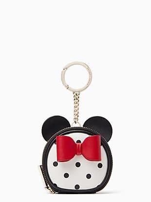 disney x kate spade new york minnie mouse coin purse