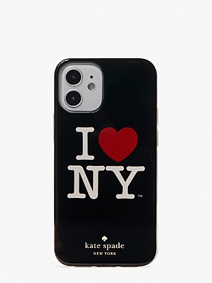 i love ny x kate spade new york iphone 12 mini case