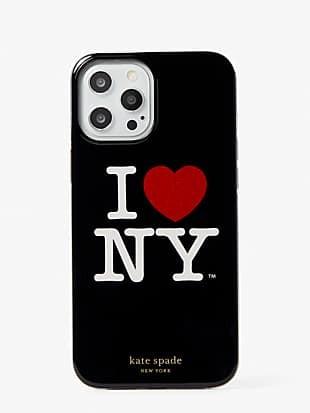 i love ny x kate spade new york iphone 12 pro max case