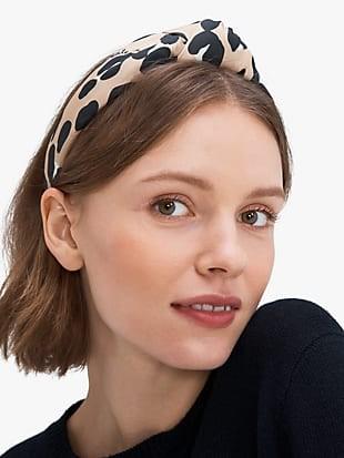 forest feline headband