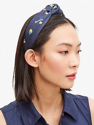 gardern ditsy headband