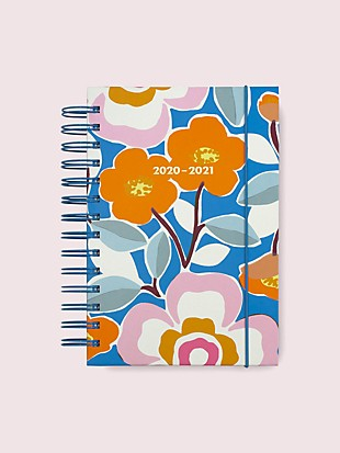 pop floral medium 17-month planner