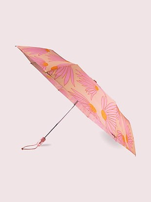 falling flower travel umbrella
